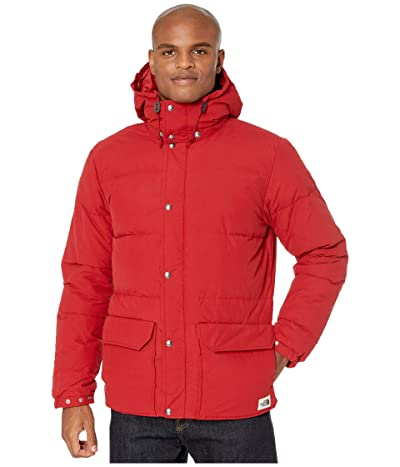 The North Face Down Sierra 3.0 Jacket (Cardinal Red) Men