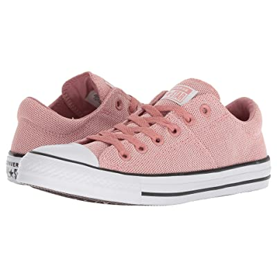 Converse Chuck Taylor All Star Madison Salt and Pepper Ox (Rust Pink/Storm Pink/White) Women