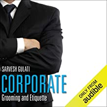 Corporate Grooming and Etiquette