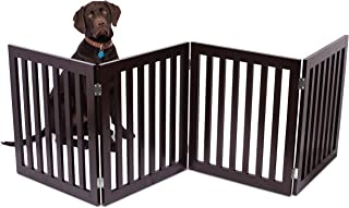 Internet's Best Traditional Dog Gate