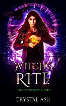 Witch's Rite: A Reverse Harem Urban Fantasy (Unholy Trinity Book 2)