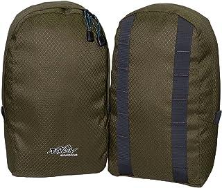 universal Mochila bolsillos laterales extra adicionales Macuto de senderismo