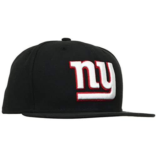 003fab06 New Era NFL Black and Team Color 59FIFTY Fitted Cap