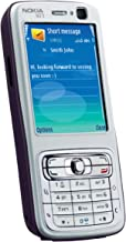 Nokia N73 Unlocked SmartPhone with 3.2 MP Camera, 3G, MP3/Video Player, MiniSD Slot--U.S. Version with Warranty (Silver/Deep Plum)