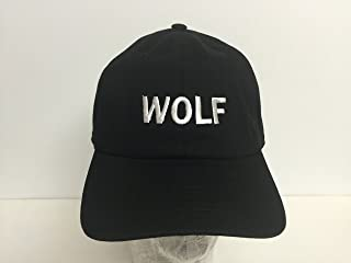 d1e3072b058e Wolf Odd future Gang Tyler The Creator Unstructured Adjustable Hat