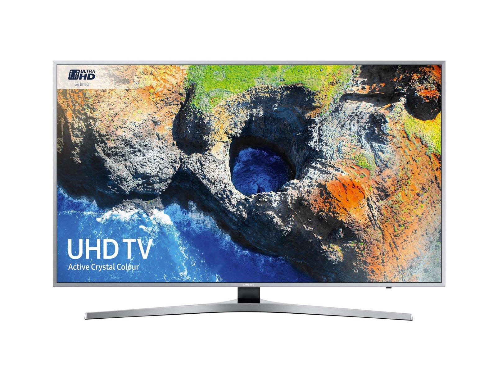 SAMSUNG Mu6400 49 Pulgadas de Smart Ultra HD TV: Amazon.es: Electrónica