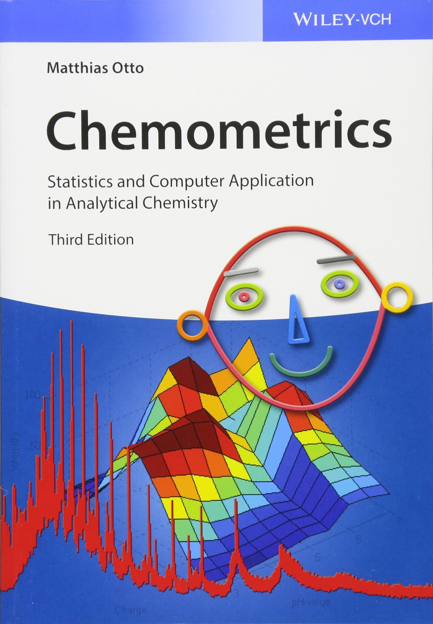 Image OfChemometrics: Statistics And Computer Application In Analytical Chemistry