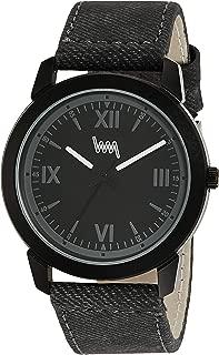 Lawman Analog Black Dial Men's Watch-LWI17B