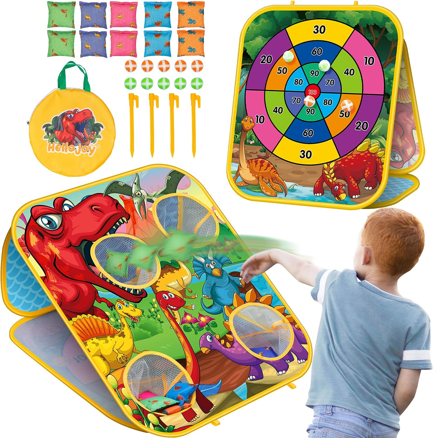 Bean Bag Toss Game Kids Toys Foldable Double-Sided Cornh Popular Save money brand in the world Outdoor