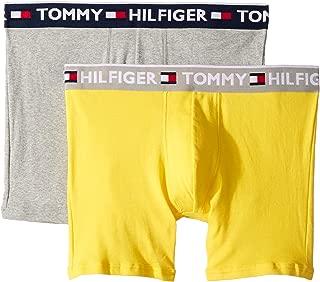 Tommy Hilfiger Men's Bold Cotton 2-Pack Boxer Brief