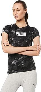 PUMA Women's CAMO Pack AOP TEE W