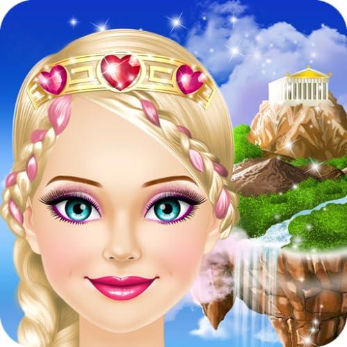 Fantasie-Prinzessin Spiel für Mädchen - Vollversion