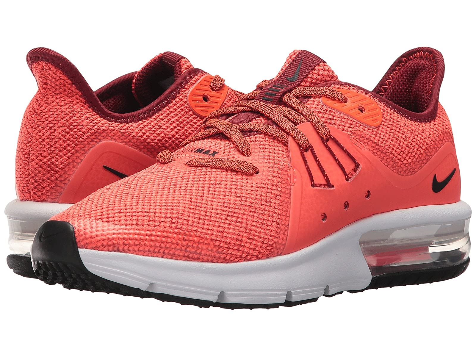 Nike Kids Air Max Sequent 3 (Big Kid)Atmospheric grades have affordable shoes