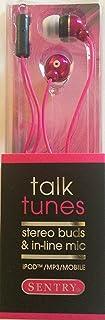 Sentry Talktunes Stereo Buds & In-line Mic