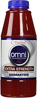 Heaven Sent Omni Cleansing Drink Fruit Punch, 16 Fluid Ounce