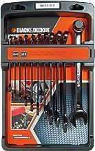 Black + Decker BDHT0-71618 zestaw 11 kombinowanych kluczy