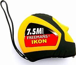 FREEMANS Measuring Tape Ikon (Multicolour, 7.5 m X 25 mm)