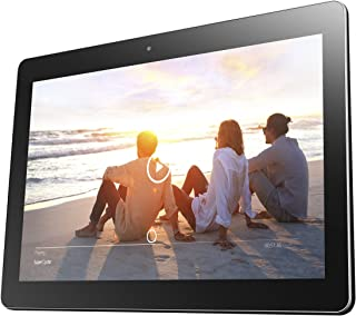 Lenovo IdeaPad Miix 300, 10.1-Inch Windows Laptop, 2 in 1 Laptop, (Intel Atom Z3735F, 1.33 GHz, 2 GB RAM, 64 GB Flash Memory, Windows 10), Black, 80NR001WUS