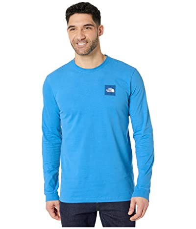 The North Face Long Sleeve Red Box T-Shirt Men