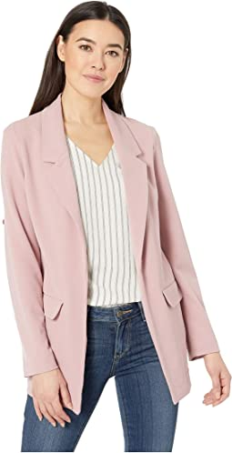 Boyfriend Blazer w/ Princess Darts