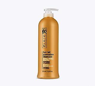 Black Hair Loss Prevention Shampoo, 500 ml
