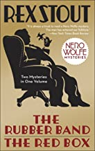 The Rubber Band/The Red Box 2-in-1 (Nero Wolfe)