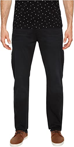 7 For All Mankind - The Straight Tapered Straight Leg w/ Clean Pocket in Deep Sea
