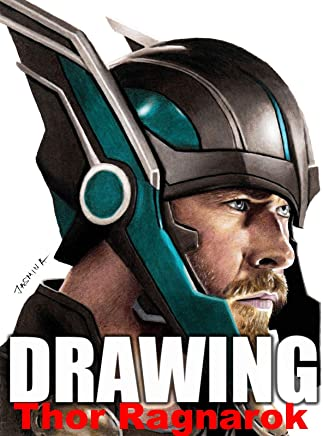 Clip: Drawing Thor Ragnarok