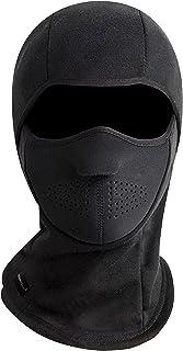 ZERDOCEAN Winter Windproof Fleece Thermal Full Face Motorcycle Ski Mask Balaclava