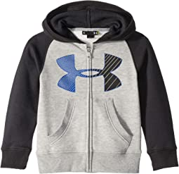 Rival Full Zip Hoodie (Little Kids/Big Kids)