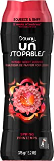 Downy Unstopables Spring in-Wash Scent Booster Fabric Enhancer,13.2oz