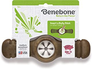 Benebone Real Flavor Pawplexer Dog Chew Toy, Made in USA