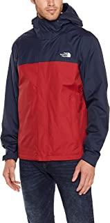 The North Face Men's M Venture 2 JKT Cardinal Red/Urban Navy