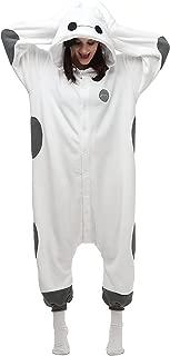 VU ROUL Halloween Costumes Women's Adult Clothing Baymax Onesie Costume Pyjamas