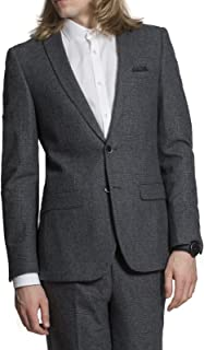 HARRY BROWN Suit Jacket Wool Slim Fit Mix and Match