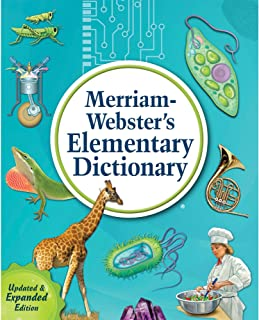 Merriam-Webster's Elementary Dictionary, 2014 copyright