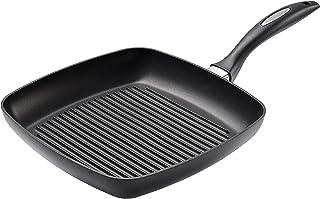 Scanpan IQ 10-1/2 by 10-1/2-Inch Grill Pan