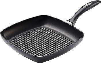 SCANPAN Grill Pan, 27 cm (64062700) Black