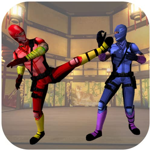 Ninja Kung Fu Fighting Champion