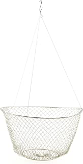 Hurricane Two Ring Wire Crab Net (18-Inch)