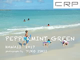 写真集 CRP U.S.A. HAWAII PEPPERMINT GREEN 2017