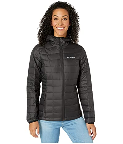 Columbia Voodoo Falls 590 TurboDown Hooded Jacket (Black) Women