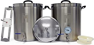 MegaPot 1.2 All Grain Beer Brewing Equipment System - 20 Gallon Kit