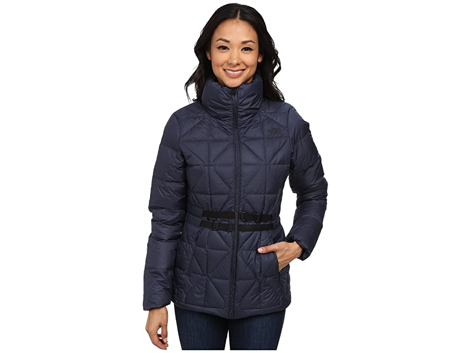 The North Face Belted Mera Peak Jacket (Urban Navy (Prior Season)) Women