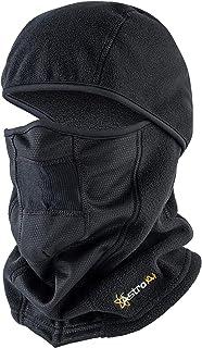AstroAI Face Mask Windproof Ski Mask Balaclava for Men Women, Black