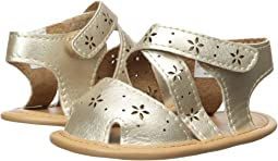 Baby Deer Soft Sole Sandal with Cut Outs (Infant)
