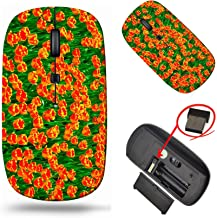 MSD Wireless Mouse Laptop Mouse 2.4G Travel Mice with USB Receiver, Silent Click with 1000 DPI for Notebook PC Laptop Comp...