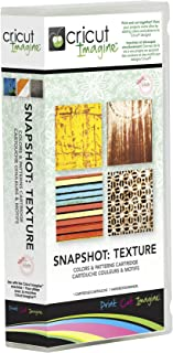 Cricut Imagine Cartridge, Snapshot-Texture