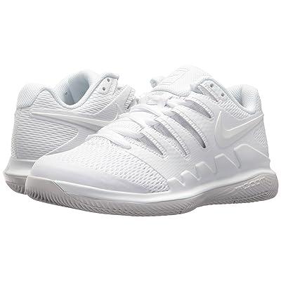 Nike Air Zoom Vapor X (White/White/Vast Grey) Women