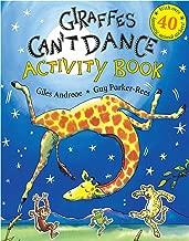 Best giraffes can't dance activity book Reviews